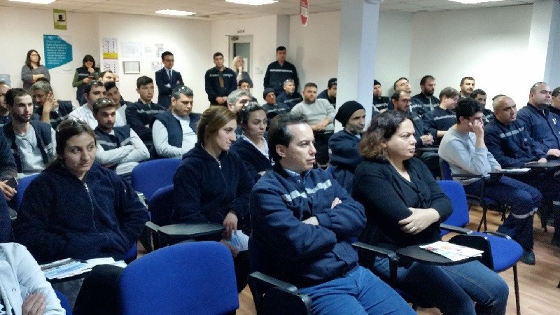Diversey Sealed Air Fizik Tedavi ve Rehabilitasyon seminerinde!