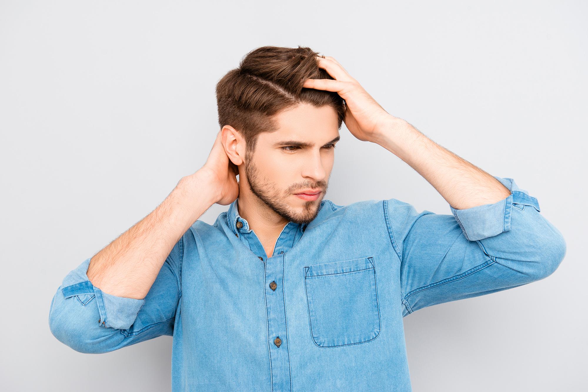saç ekimi cinsel ilişki